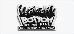 Bottom of the Hill, San Francisco, California